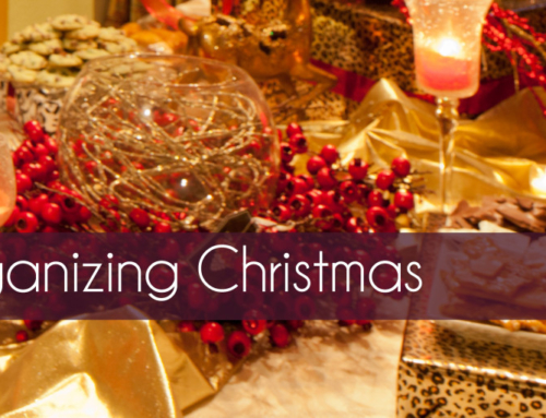 ORGANISING FOR THE HOLIDAYS: FOCUS ON THE FAMILY