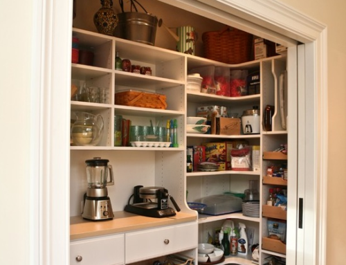 20 PANTRY ORGANIZING FIXES FOR A CHEF-WORTHY KITCHEN.